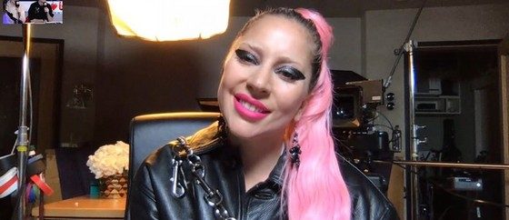 Interview : Lady Gaga sur NRJ