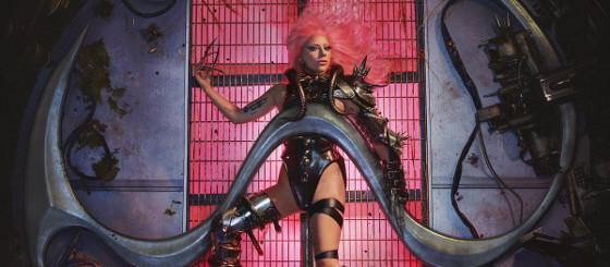 Lady Gaga dévoile la cover de Chromatica