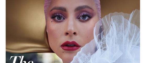 Lady Gaga pour Instyle Magazine