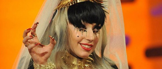 Interview : Lady Gaga chez Graham Norton