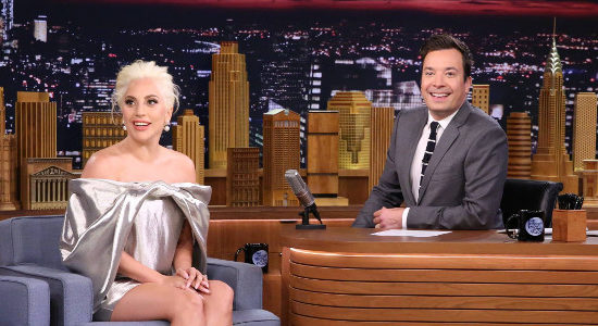 Interview : Lady Gaga chez Jimmy Fallon (MAJ 01/06)