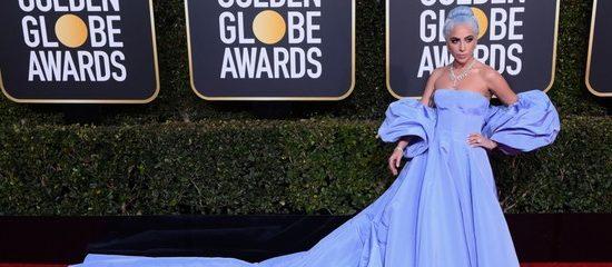 Lady Gaga nouvelle égérie de Valentino
