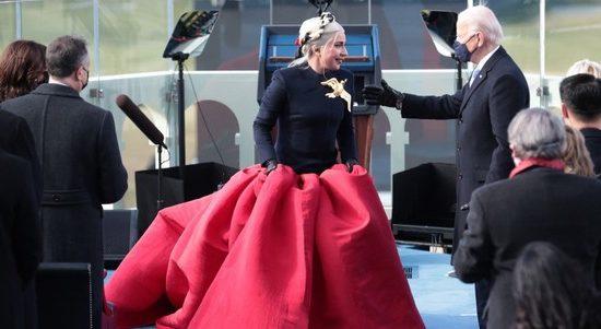 Lady Gaga chantera l'hymne national à l'investiture de Joe Biden (MAJ)