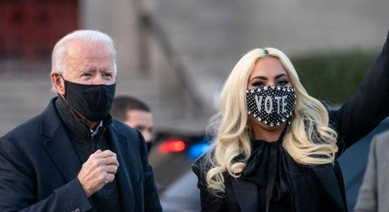 Lady Gaga chantera l'hymne national à l'investiture de Joe Biden