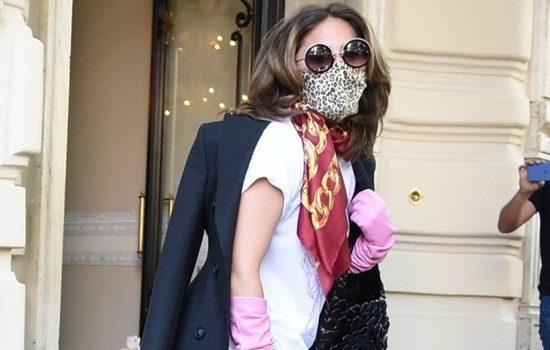 Lady Gaga à Rome